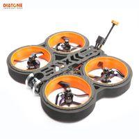 Wholesale pnp drones for sale - Group buy Hot DIATONE MXC TAYCAN Inch mm S S Cinewhoop FPV Racing Drone PNP RUNCAM NANO2 MAMBA F405MINI Flight Controller