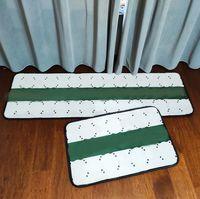 Multifunction Rectangle Carpets Washable Indoor Cotton Lint Floor Mats Bathroom Bedroom Kitchen Balcony Rugs Mixed 100 Carpet