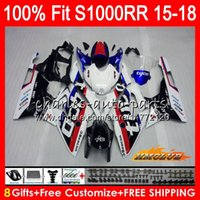 OEM Injection new red blue Mold For BMW S-1000 RR S-1000RR Body S 1000 RR S1000 RR 2015 2016 17 18 Body 6HC.5 S1000-RR S 1000RR S1000RR 15 16 2017 2018 Fairings