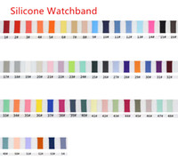 Wholesale iwatch series for sale - Group buy Soft Silicone Strap Watch Band for apple Watch Series mm mm mm mm iwatch Band