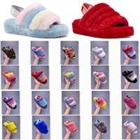Wholesale womens house shoes for sale - Group buy TOP Unisex Womens Striped Soft Sole Home Slippers Warm Cotton Shoes Lazy Indoor Slippers Slip On Shoes For Bedroom House Size With Box