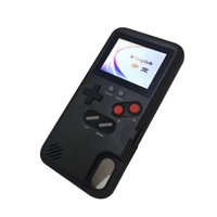 Wholesale cases gaming resale online - Color Gaming Phone Case Handheld Games Consoles Can Store Games For Iphone Plus s s s X Xs Xr Xm Game Case Game Cover