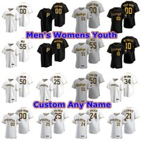 Wholesale bill baseball for sale - Group buy Baseball Jerseys Womens Trevor Williams Jersey Jameson Taillon Bill Mazeroski Josh Harrison Barry Bonds Will Craig Oneil Cruz Custom Stitche