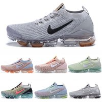 Wholesale fashion vapor maxes casual sports resale online - Running shoes new Vapor Max man react air shoes max best quality sneakers woman Fashion Trainers Sports shoe discount