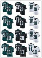 Wholesale dawkins eagles jersey for sale - Group buy Men Philadelphia Eagles Carson Wentz DeSean Jackson Miles Sanders Brian Dawkins Darius Slay Jr Football Jerseys