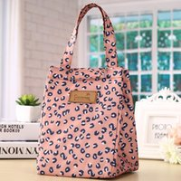 Wholesale designer bag packs resale online - New Korean Version Of the Environmental Protection Oxford Cloth Insulation Package Ice Pack Insulation Bag Picnic Lunch BagWome EWD2235