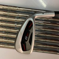 Wholesale brand name golf club steel shaft irons set top quality