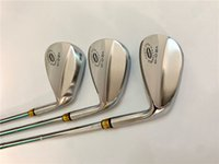 ZODIA SPIDER V2.0-01 Wedge ZODIA SPIDER Golf Wedges Silver Golf Clubs 48 50 52 54 56 58 Steel Shaft With Head Cover