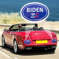 Wholesale decals for trucks resale online - Bumper Stickers for Car Truck Joe Biden Sticker Professionally USA Presidential Election Easy to Install Car Decal OWC1565