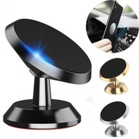 Wholesale car phone holder grip online – Magnetic Car Phone Holder Dashboard Phone Holder Stand Bracket For Iphone Xs Max For Huawei P20 Lite Magnet Air Vent Grip Mount wmtICc