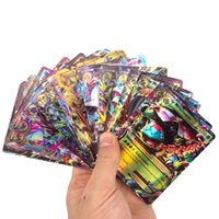 Wholesale 300 French Version V Vmax Cards Card Featuring GX tag team ex mega shiny cards