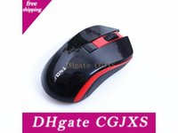 Wholesale computer engineering for sale - Group buy Optoelectronic Office Mouse Wireless Mute And No Light Creative Computer Engineering Mouse