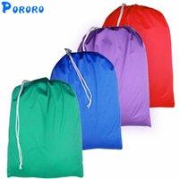 Wholesale diaper pail bags resale online - 10 Pail Liner Waterproof Cloth Diaper Bags Waterproof Pail Liner Reusable Wet Dry Bags Nappy Bag x60cm