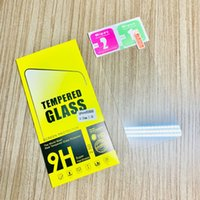 Screen Protector for iPhone 12 Pro Max XS Max XR Tempered Glass for iPhone 7 8 Plus LG stylo 5 Moto E6 Protector Film 0.33mm With retail box