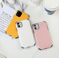 Wholesale iphone factory outlet resale online - DHL The stone pattern is suitable for iPhone12 promax mobile phone case soft shell iPhone case factory Outlet iphone case