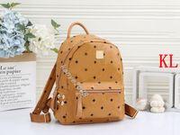 2021 high quality fashion luxury hand, shoulder, women's backpack top leather designer bag size 21 15 7