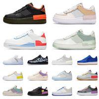 Wholesale Women Shoes Fashion React men Casual shoe Utility Pistachion Shadow Spruce Aura Pale Ivory Platoform chaussures high top Sneakers