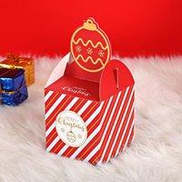 Wholesale apple bake resale online - New Christmas Decorations Apple Box Christmas Eve Apple Packaging Gift Box Christmas Packaging Box Candy Boxes DHA1990