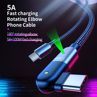 Wholesale macbook pro charge resale online - Type C to Type C PD W A PD Fast charging USB C cable for XiaoMi Samsung Huawei iPad MacBook Pro QC4