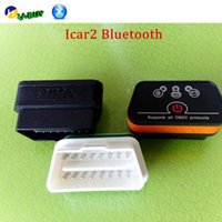Wholesale obd2 scanner sale resale online - Whole sales ELM327 Bluetooth Vgate iCar2 Bluetooth OBD2 OBDII New Level Auto Diagnostic Scanner Tool Support Android