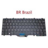 Wholesale chinese keyboard resale online - Laptop BR TI TR TW Keyboard For E5250 E5270 E7250 E7270 E7450 E7470 Brazil Thailand Turkish Chinese new