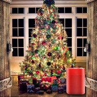 Wholesale aluminum christmas trees for sale - Group buy Christmas gift Seven coloured M light string Christmas products Lamp bead Physical power box waterproof lamp GWA1871