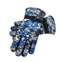 Wholesale skiing gloves sale for sale - Group buy Ski Gloves Snowboard Gloves Whole sale Dropshipper Fashionable Windproof Waterproof Unisex Outdoor winter warm Sports Waterproof