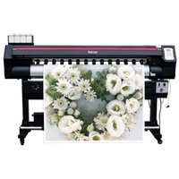 Wholesale eco solvent print for sale - Group buy Good M Eco Solvent Printer With Dx7 Single Print Head Cheap With Delivery Free Eco Solvent Printing Machine