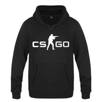 Wholesale counter strike for sale - Group buy Game Counter Strike CS GO Sweatshirts Men Mens Hooded Fleece Pullover Hoodies