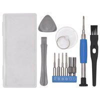 Wholesale gba nintendo resale online - With Retail Box Screwdriver Set Repair Tools Kit for Nintendo Switch New DS Wii Wii U NES SNES DS Lite GBA Gamecube