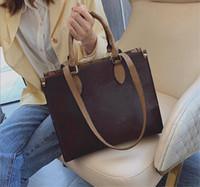 Wholesale top shops resale online - Handbags Top Quality Version Fashion Bags MM GM Shopping Bag Tote Casual Tote Chain Bag Shoulder Bag Sacs Femme Crossbody Tote Women Handbag