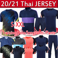 20 21 POLO Training ndombele KANE Lucas Dele BALE Spurs Soccer Jerseys DELE SON VINICIUS Football Shirts short pants Uniforms top
