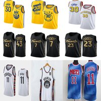 ingrosso kyle lowry-Ncaa Stephen Curry 30 Jersey Kevin Durant 7 11 Irving Pascal 43 Siakam Fred 23 VanVleet Kyle Lowry 7 Uomini College Basketball Maglie