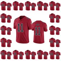 Wholesale todd gurley for sale - Group buy Atlanta Falcons Men Julio Jones Matt Ryan A J Terrell Todd Gurley II Custom Women Youth NFL Limited Football Jersey