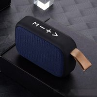 Wholesale smartphone prices resale online - price Portable Bluetooth Speaker Wireless Speaker Stereo Music Subwoofer Column Speakers SD Card FM For Smartphone Tablet Laptop