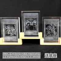 Wholesale Yu Gi Oh DIY Colorful Toys Hobbies Hobby Collectibles Game Collection Anime Cards
