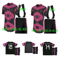 Wholesale kids mexico soccer jersey for sale - Group buy TOP Mexico soccer jersey home away Camisetas CHICHARITO LOZANO DOS SANTOS football shirts adult Kids kit uniforms maillots