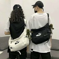 Wholesale campus handbag resale online - Satchel for men and women campus sports leisure handbag travel single shoulder bag large capacity Backpack