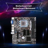 Wholesale Jingsha Motherboard Mainboard Intel G41 Chipset SATA Port Socket LGA771 LGA775 DDR3 GB for Windows