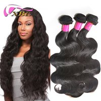 Wholesale xblhair for sale - Group buy XBLHair Mink Brazilian Virgin Hair Bundles Brazilian Body Wave Hair Unprocessed Remy Human Hair Weave