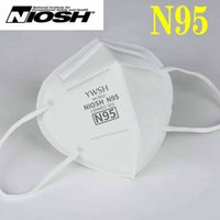 Wholesale reusable n95 face mask for sale - Group buy N95 NIOSH Mask US Whitelist Designer Face Mask YWSH KN95 respirator filter Anti Fog Haze and Influenza dustroof Reusable layer top quality