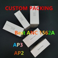 Wholesale Newest Air AP3 h1 chip ANC A noise cancellation Transparency tws bluetooth earphone Valid SN optical sensor Metal hinge pods AP2 pro