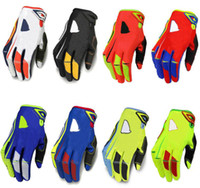 New long finger motorcycle racing cross-country gloves mountain bike bicycle riding full finger gloves outdoor sports equipment