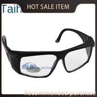 Wholesale riding glasses for men for sale - Group buy Anti ultraviolet Goggl Glass Glass Es Goggles For And Glass Women Protective Transparent Eye White Dust proof Men Riding Coated Mask An Krsm