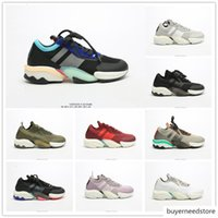Wholesale gold designer shoes for men resale online - Originals Torsion X Casual Sports Retro Running Shoes For Men Women Black Red White Blue Grey Fashion Training Sneakers Trainers Size