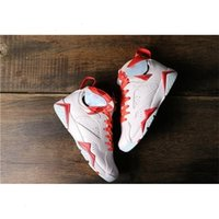 Wholesale basketball shoes size 5.5 8.5 for sale - Group buy new Big boy girls Retro Topaz Mist S Basketball shoes Womens kids GS Ember Glow XII Sneakers White Gym Red Size us