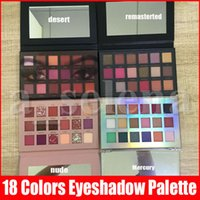 Wholesale make up nude resale online - 5 Styles Eye Makeup Mercury Retrograde colors eye shadow eyeshadow Beauty Make up Nude Shimmer Matte shadows