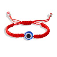 Wholesale kabbalah jewelry resale online - Eif Dock Evil Eye Hamsa Hand Charm Bracelets For Protection Luck Kabbalah Red Thread Amulet Friendship Jewelry sqcVSp bdefashion