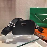 New style messenger bag high quality leather one shoulder messenger bag purse fashion designer high quality mens backpack handbag