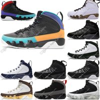 Wholesale green cap la for sale - Group buy LA UNC Mens Do Dream It Hot Mop Melo New Basketball Shoes OG s Space Jam men Bred Release Black sports sneakers trainers